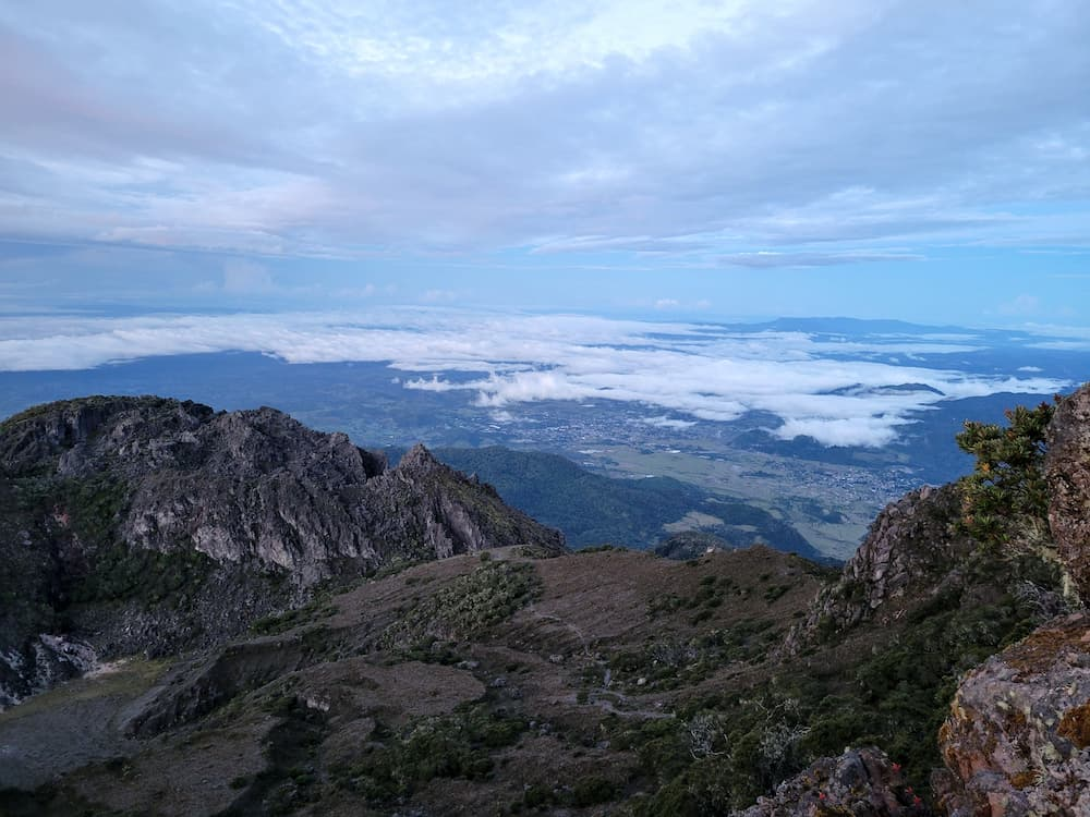 I've Decided to Hike up an Active Volcano... - Volcán Barú