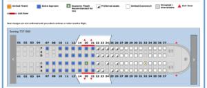 United Flight - PTY to EWR
