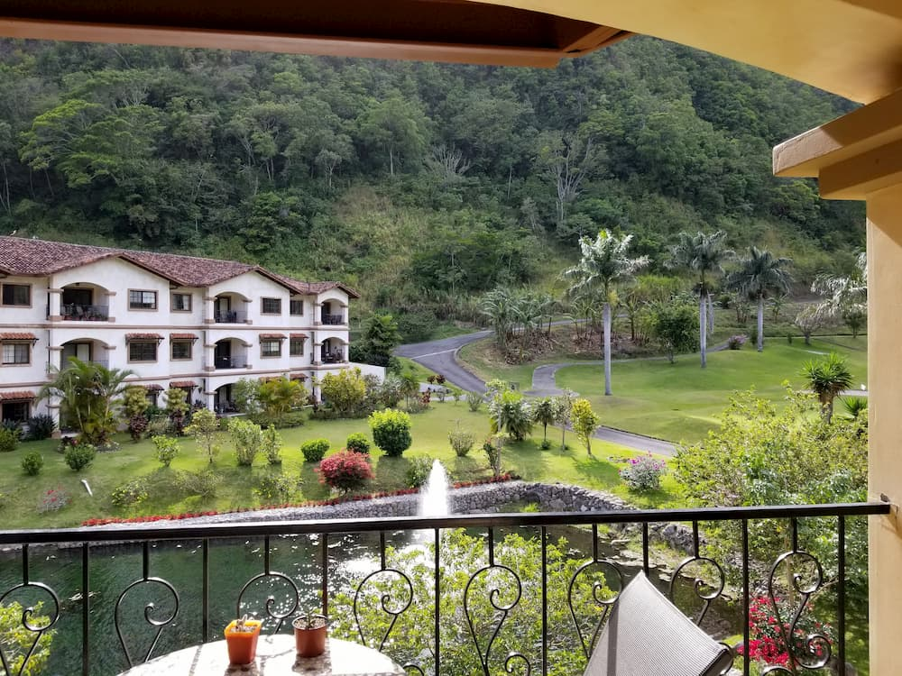 What's It REALLY Like to Live in a Foreign Country? - View from Our Condo in Boquete
