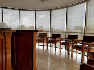 Hospital Chiriquí Waiting Room