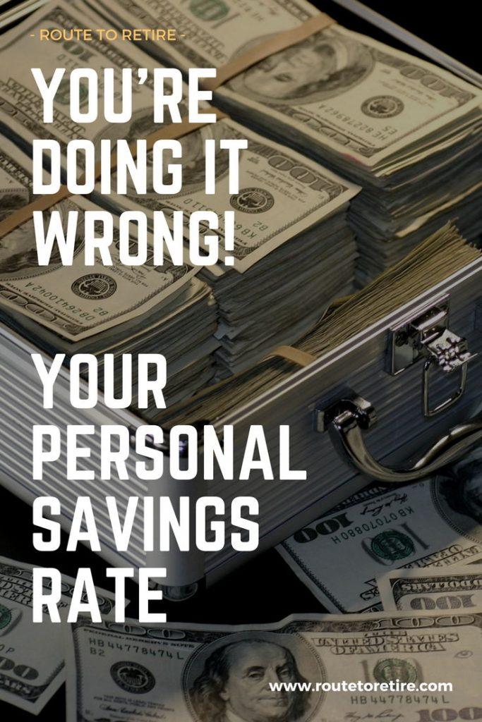Your Personal Savings Rate